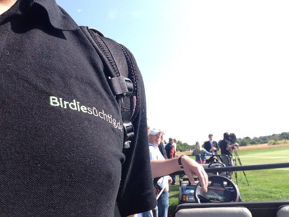 Birdiesüchtig @ GolfChannel :)
