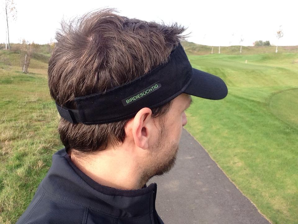 Urlaubstage für Golf zu verballern... ist ne grossartige Idee :)