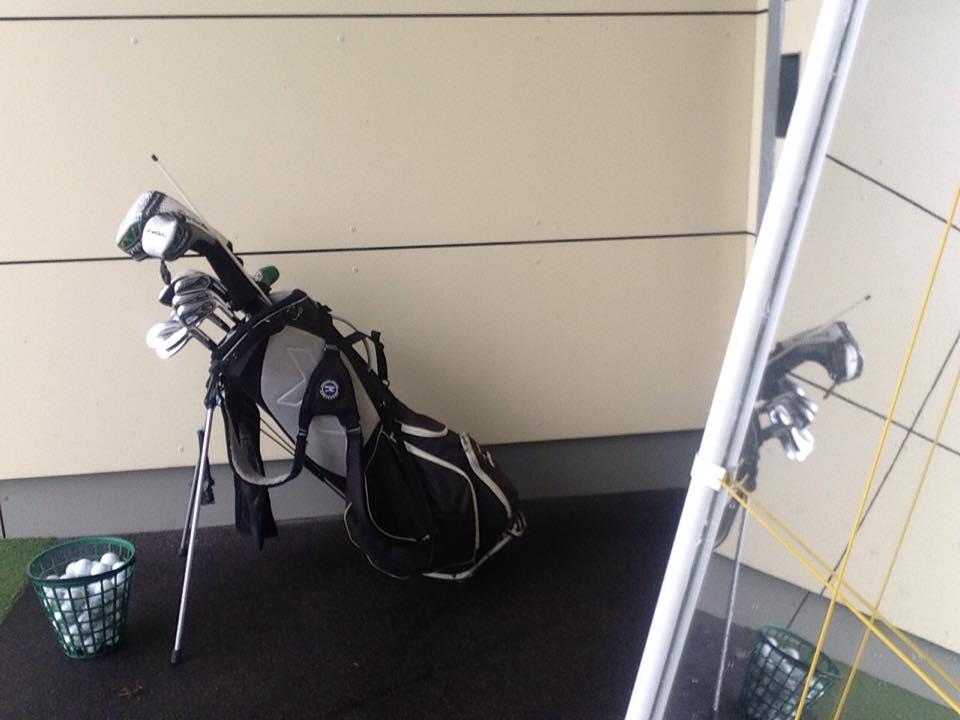Dann wollen wir doch mal dran arbeiten, was gestern noch nicht geklappt hat: Kölner Golfclub