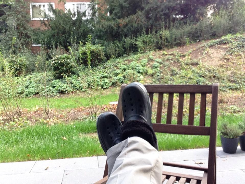 Was ein schöner und entspannter Tag heute!  Brutto 2. geworden und HCP von 16,3 auf 15,4 verbessert :)