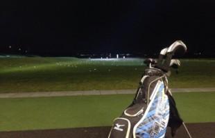 Zwei Stündchen auf der Range Kölner Golfclub ausgepowert. Jetzt ist Wochenende!