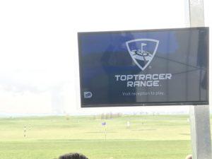 TopTracer Range bei Golfcity in Pulheim