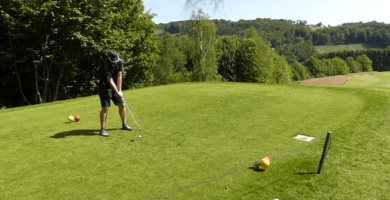 Course-Vlog auf dem Kurzplatz in Kürten