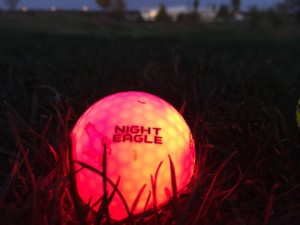 Night Eagle LED Ball