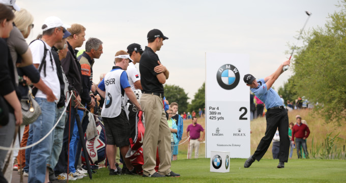 BMW International Open 2016 in Köln Gut Lärchenhof © BMW AG (06/2014)