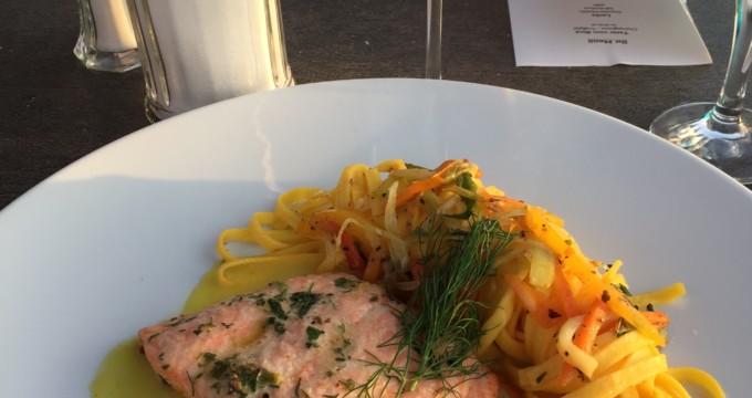 Gut Heckenhof Golf-Resort - Abendessen