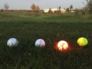 Vision Golfbälle im Test
